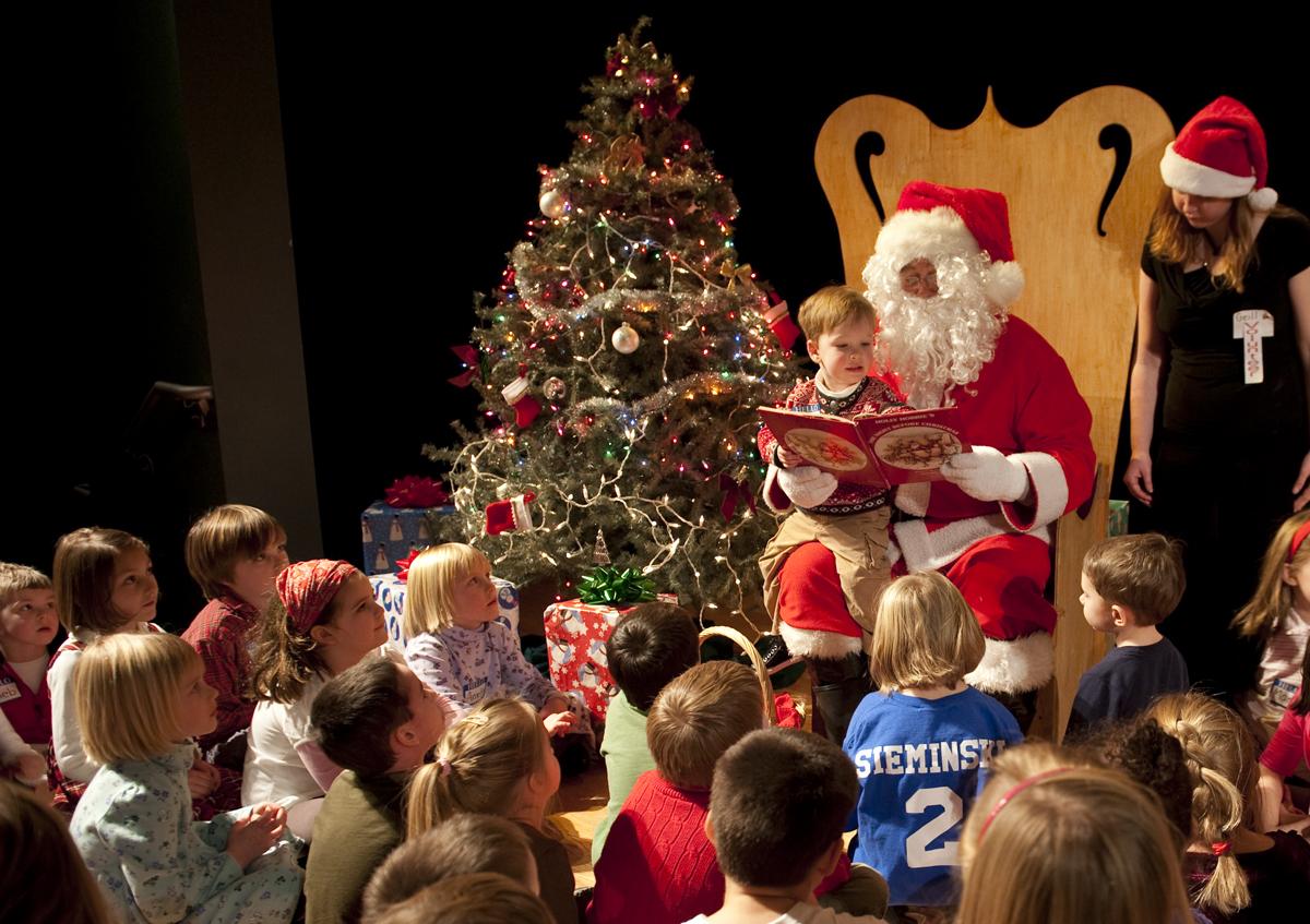 Cantonedu Santa Claus Christmas Party