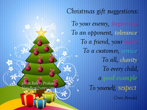 Christmas Inspiration Quotes