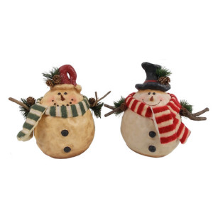 Christmas Snowman Crafts