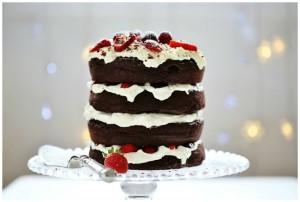 Chocolate Christmas Dessert