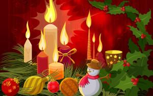 Christmas Holiday Desktop