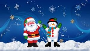 Merry Christmas Desktop
