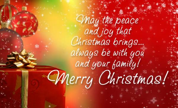 Christmas Friends Quotes