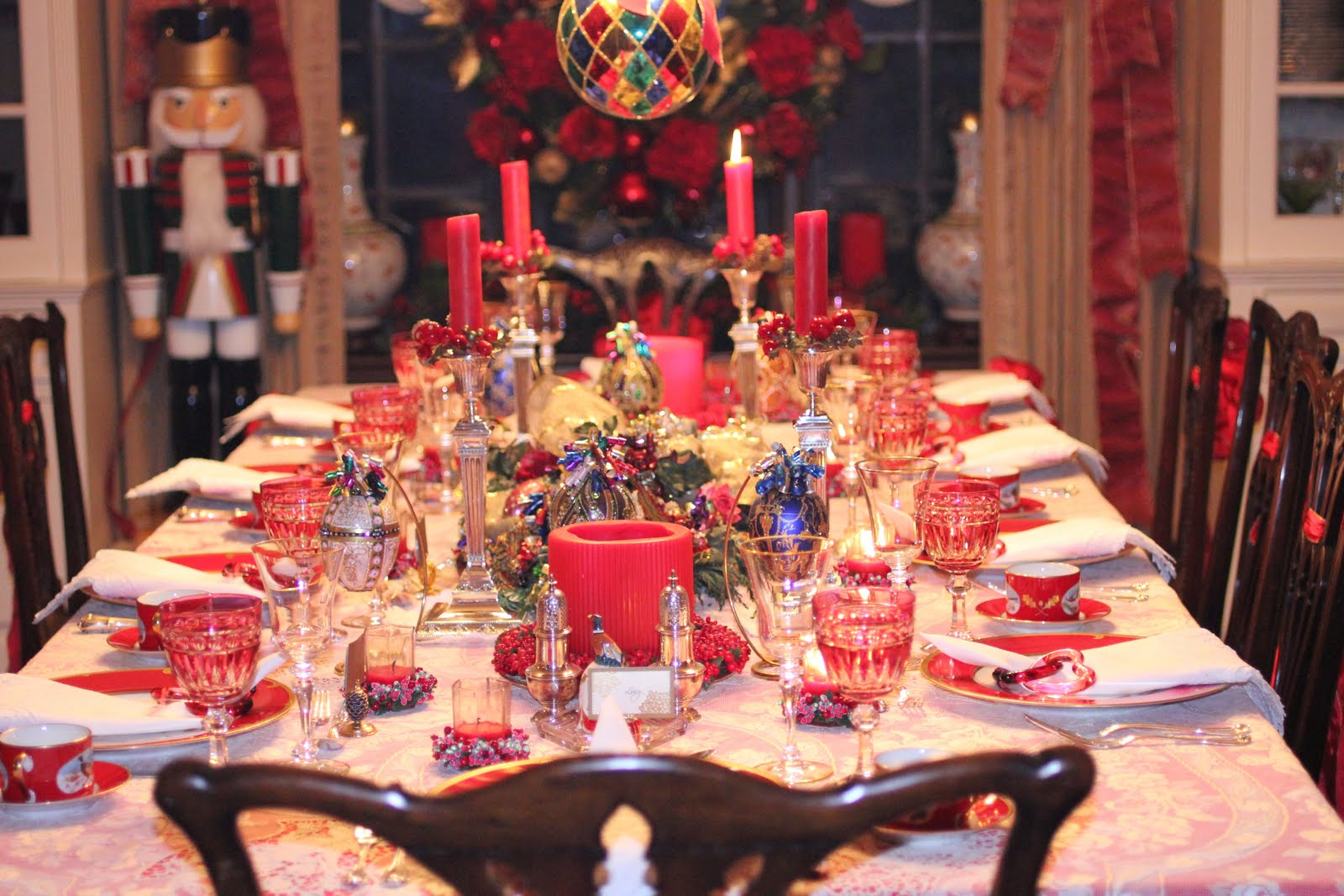 Christmas Dinner Party | Xmasblor
