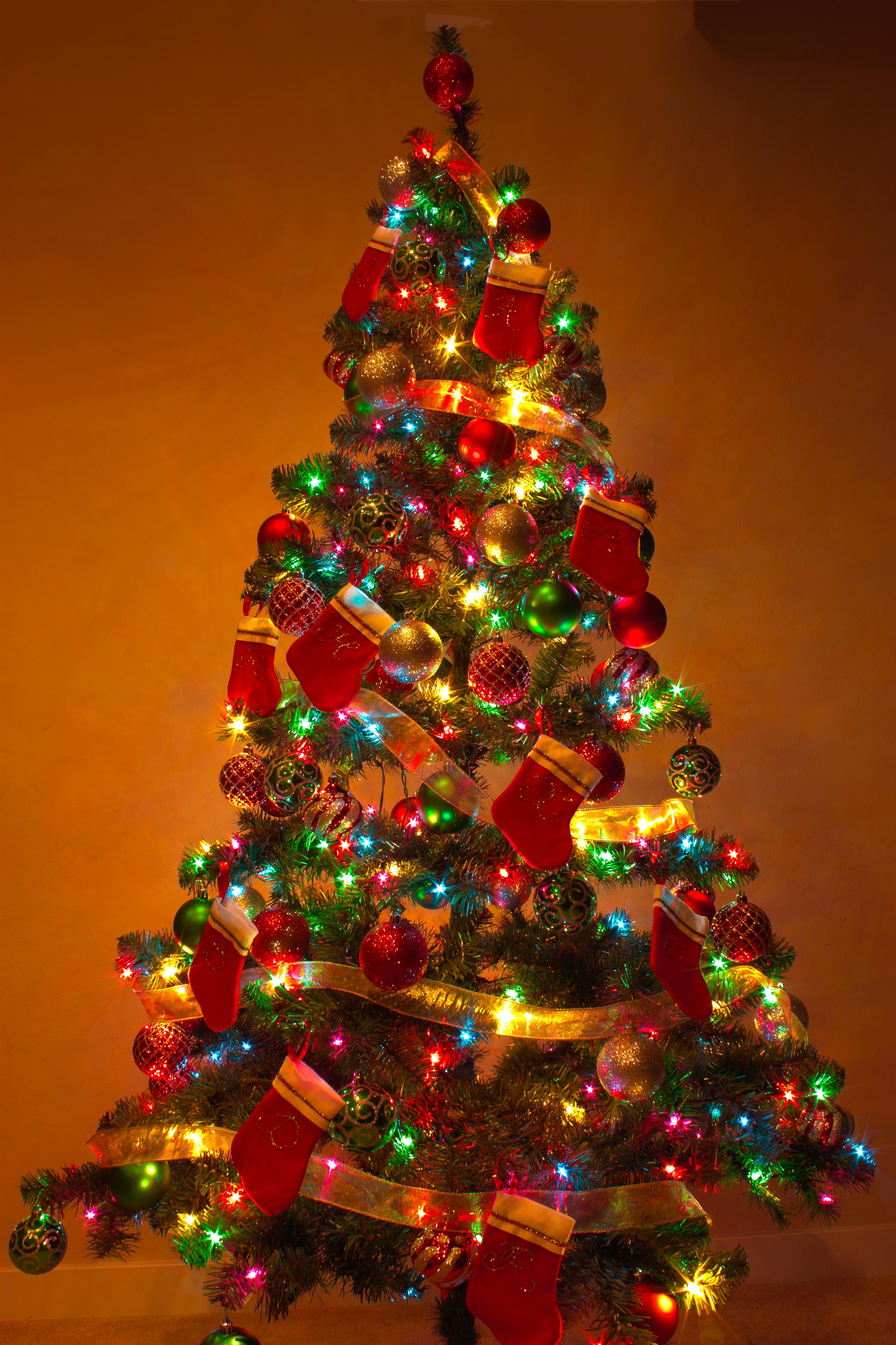 Upload Wikimedia Org Decorated Christmas Tree